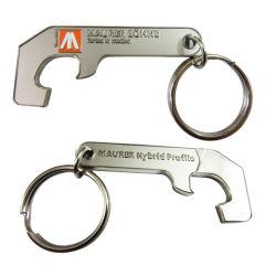 Qualitäts-kundenspezifischer MetallKeychain Flaschen-Öffner für Förderung-Geschenk (OPENER-34)