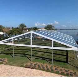 10X50m Fire-Proof случае Marquee палатки 500-местный больших палаток для группы