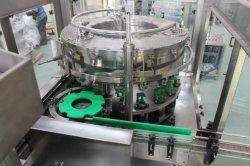 Bier-Füllmaschine verwendet für das einmachende und dichtende Fertigstellungs-Bier