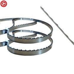Band Sägeblatt für, gefrorene Fleisch-und Knochen-Nahrungsmittelmaschine zu schneiden