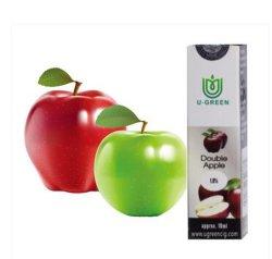 Вкусные свежие зеленого яблока E-паров жидкости сок индивидуального стиля