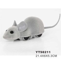 無線容易な制御電子対話型マウス猫ペットおもちゃ