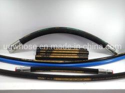En di gomma idraulica ad alta pressione calda 856 4sp/4sh di BACCANO del tubo flessibile di vendita diretta con i montaggi dalla fabbrica del tubo flessibile di Ugw
