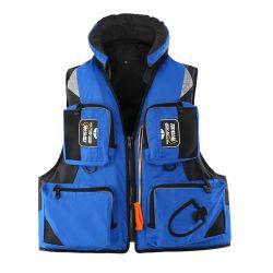 Мода съемные промысел Майка куртка с плавающей запятой тканью Multi-Pockets для взрослых для продажи