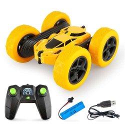 Vendita all'ingrosso Amazon Tocattoli per auto con telecomando giocattolo Stunt RC Auto 360 gradi per regali di compleanno di Natale