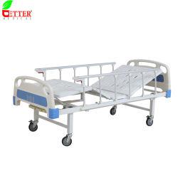 2 Cama Fowler/cama de hospital/2 manivelas Cama do paciente/Cama Médica/Manual do Fabricante do leito de enfermagem