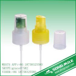 24/410 plástico PP Pulverizador de névoa de óleo da bomba de perfume atomizador