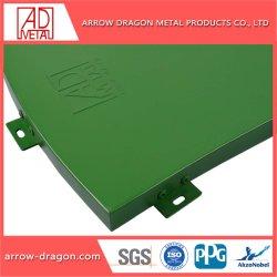 Comitato di parete di alluminio solido del favo del materiale da costruzione per la parete divisoria esterna /Facade
