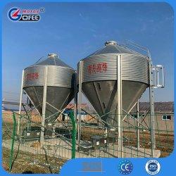 التغذية الفولاذية السيلو من الماشية ونظم تغذية الدواجن