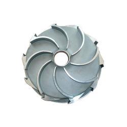Le rotor/pompe/vanne/turbine à gaz/Supercharger/machines/Train/railway/pièces de rechange automatique par alliage inoxydable/carbone// Steel-Investment/à la cire perdue/moulage de précision