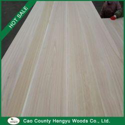 Commerce de gros du bois de Balsa Factory Direct Paulownia wood board