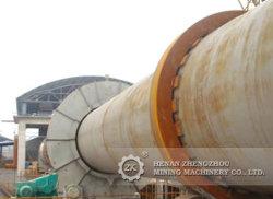 La norme ISO9001/ISO14000 Actif général International Ligne de Production de chaux