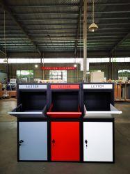 Nieuw ontwerp metalen pakket drop Cabinet Delivery Box