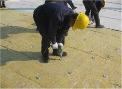 La laine de roche pour toit de protection thermique de la laine de roche