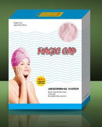 Secagem de microfibra absorvente Bath Spa Cap Turbante Wrap