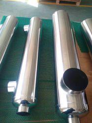 Piscina dell'acciaio inossidabile, STAZIONE TERMALE, scambiatore di calore solare del tubo