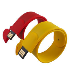 Estudiante de Pulsera portátil de disco Flash USB para la escuela Don