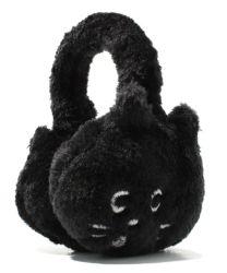 Los niños y niñas al por mayor de invierno cálido de dibujos animados Los niños de felpa encantador orejeras Animal grueso oído Ear Muffs Kids