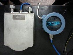 Medidor de flujo de masa de dispensadores de GNC y la estación