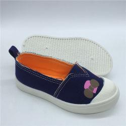 Preiswerter Preis scherzt Einspritzung-Schule-Segeltuch-beiläufige Schuhe (HH0427-8)
