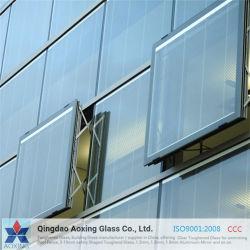 На заводе прямые поставки двойные стекла/низкого E/звуковой изоляции/защитное стекло
