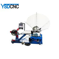 기계를 형성하는 Ysd-1500 알루미늄 유연한 덕트