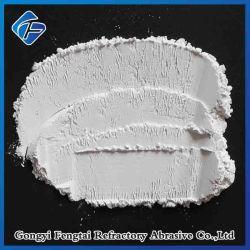 Brown chorreo de arena blanca Material alúmina fundida corindón//Óxido de Aluminio de bajo precio
