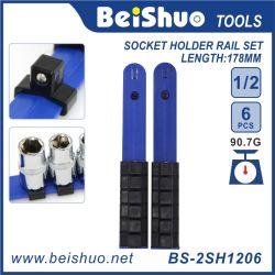 2*6-PC 1/2 Socke gancho de plástico