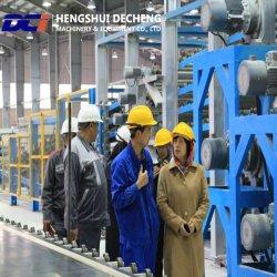 Los materiales de construcción de equipos de construcción de maquinaria de la placa de yeso