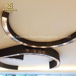 Het moderne Waterdichte Opgezette Plafond van het Ontwerp voor Hotel (KH-mc-M12)