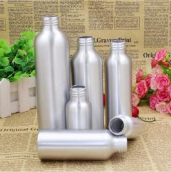 Aluminiummäusespray-Flaschen-Geldstrafen-Nebel-Aluminiumnachfüllungs-Flaschen-Mäusespray-Flaschen der flaschen-100ml