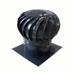 Toprise 300mm ventilador de ar natural Whirlybird Ventilador de Turbinas Eólicas