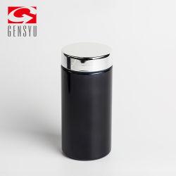 32oz 900ml grande garrafa de plástico cromado de HDPE com tampa