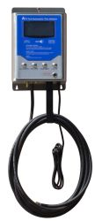 Digital-automatisches Gummireifen-Luftpumpe-System
