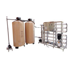 Kyro-2000L/H purificateur d'eau déionisée/système d'eau par osmose inverse/usine de traitement de l'eau/RO la machine
