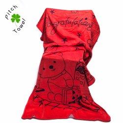 O design simples de secagem de microfibra Toalha de banho Fabric