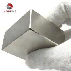 Постоянный сильный N52 F50*50*25мм неодимовый магнит к блоку цилиндров