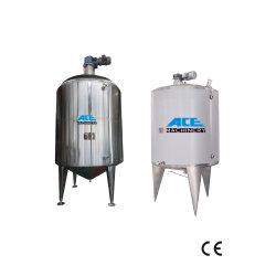 Корпус из нержавеющей стали бак для смешивания жидкости химического смесительный резервуар мешалку бункера в защитной оболочке бака заслонки смешения воздушных потоков