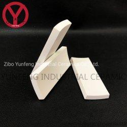 Beste Alumina van de Prijs Ceramische Bakstenen 92% Al2O3 van 95% Hoge Alumina Ceramische Baksteen van de Voering