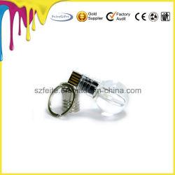 Kristalllampen-Birne USB-Flash-Speicher-Stock Pendrive des acryl-LED