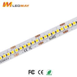 Marcação& RoHS listados 19,2W/M3528 SMD flexível impermeável Fita LED
