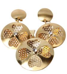 Hot Sale Fashion Placage or rondeur forme bijoux Set