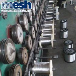 10kgs par bobine de fil en acier inoxydable 304 avec prix d'usine