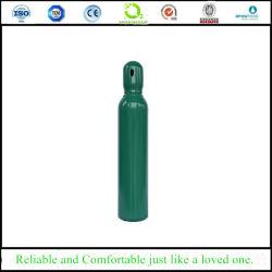 150bar 200bar 고압 이음새가 없는 강철 산소 질소 수소 아르곤 헬륨 이산화탄소 가스통 CNG 실린더