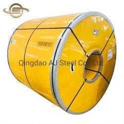 304 AISI 304L 316L 316 201 430 409L de BA 2b 8K de raso de la bobina de acero inoxidable laminado en frío