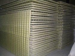 2X2 для тяжелого режима работы с покрытием из ПВХ оцинкованной сварной проволочной сетки панели
