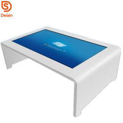 Écran LCD 43 pouces Ad player joueur de la table de la publicité Standee Ad Les moniteurs LCD à écran tactile robuste