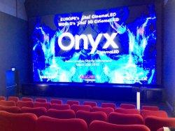 LED 500x1000mm Panneau vidéo P2.97 Indoor Afficheur à LED pour Entertaiment, théâtre, cinéma