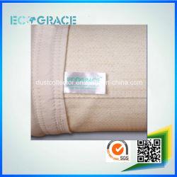 Filtre de collecteur de poussière de l'aramide Sac filtre tissu Nomex