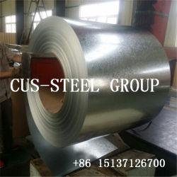Le zinc120g HDG galvanisé à chaud la toiture de feux de croisement/bobine de tôle en acier galvanisé